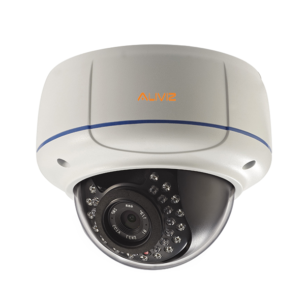 3MP Super Low Lux IP Dome Camera