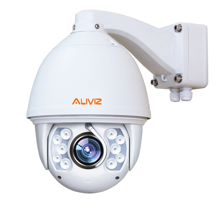 2MP 1080P Auto-Tracking IP PTZ Camera