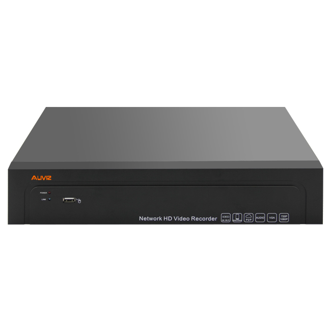 2HDD 1.5U 16CH 1080P Network Video Recorder