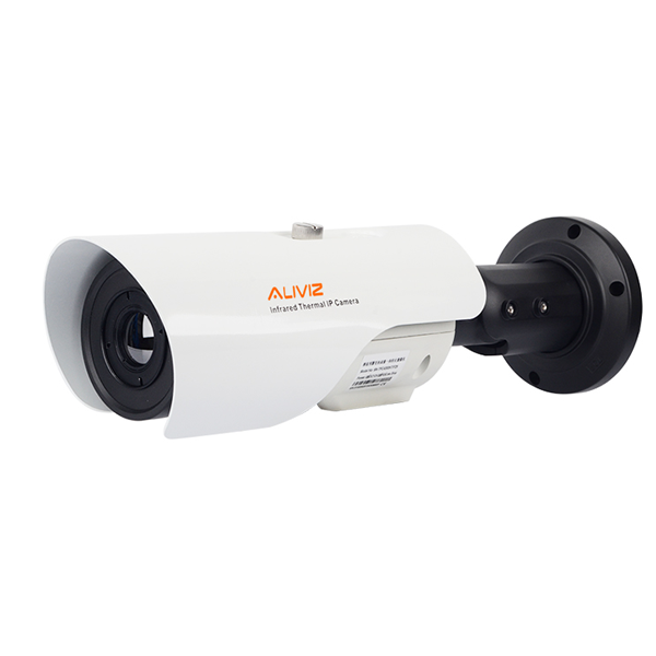 Thermal ip bullet camera