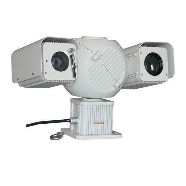 HD Laser night vision camera for forest-fire prevention monitoring